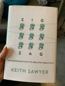 Zig Zag Keith Sawyer